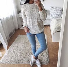 stylish summer outfits to wear now 27 Stylish Summer Outfits, Fall Winter Outfits, Trendy Outfits, Winter Fashion, Cute Outfits, Early Spring Outfits, College Outfits, Outfits For Teens, Vetement Fashion