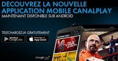Canal Play arrive sur Android et Chromecast