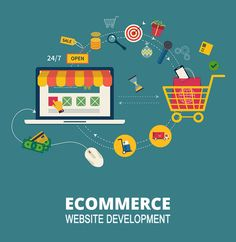 All Tyes of Ecommerce Website Solutions available at Career Drudge Technologies
