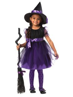 Charmed Witch Costume for Girls | Halloween Costumes