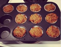 AdvoCare Fiber Drink Muffins.  This sounds MUCH better than a drink.  I love some breakfast muffins!