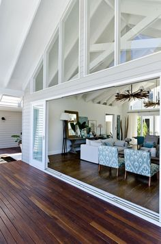 4 Fun ideas: Coastal Home Exteriors coastal living room with dark wood.Coastal Home Shutters coastal home interior. Style At Home, Home Interior, Interior Design, Lobby Interior, Coastal Interior, Interior Colors, Gray Interior, Scandinavian Interior, Coastal Living Rooms