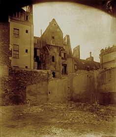 #Paris 1899. Credit: Eugène Atget