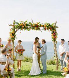 {Casamento Inspiração} Ashley e Bucky - casar.com