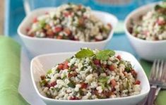 Barley Salad with Fresh Mint