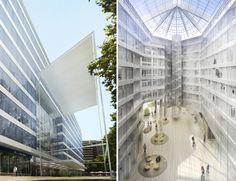 Bovis Lend Lease introduce innovadores criterios de sostenibilidad durante la reforma de un edificio en Barcelona propiedad de Deka Immobilien.