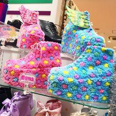 Super Cute Platform Shoes