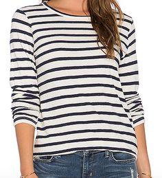 CP Shades | Tea Striped T-Shirt