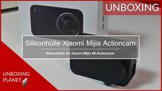 Video über Silikonhülle für Xiaomi Mijia 4K-Actioncam als Schutz #silikonhülle #xiaomimijia4kactioncam #schutz