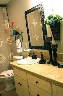 My Festive Bathroom Decor Home Chic Home Pinterest Simple - Turtle bathroom decor for small bathroom ideas