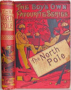 The North Pole by [Thomas Frost] New York: E.P. Dutton & Co. 1883 | Beautiful Antique Books