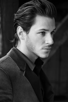Most viewed - 013 - Gaspard Ulliel Daily - Photo Gallery Gaspard Ulliel, Saint Laurent 2014, Chanel Men, Modern Hairstyles, Pompadour, Daily Photo, Cute Faces, Actor Model, Male Face
