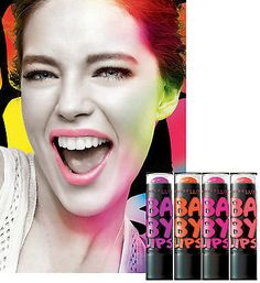 #Maybelline new york baby lips #electro lip balm - 8hr #hydration - 4 neon colors,  View more on the LINK: 	http://www.zeppy.io/product/gb/2/321809092423/