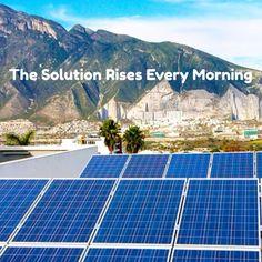 The solution rises every morning!  #solarpower  #alternativeenergy  #solarpanels  #windenergy  #marchagainstmonsanto  #monsantosucks  #stopmonsanto  #fuckmonsanto  #labelgmos  #boycottmonsanto  #nature  #naturelovers  #naturehippys  #nature_seekers  #naturewalk  #globalwarming  #savethebees  #ecofriendly  #climatechangeisreal