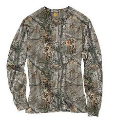 c646db3f96db7 Find Carhartt Men s Work Camo Long Sleeve T-Shirt in the Men s Hunting Gear  category at Tractor Supply Co.The Carhartt Men s Work Camo Long Slee