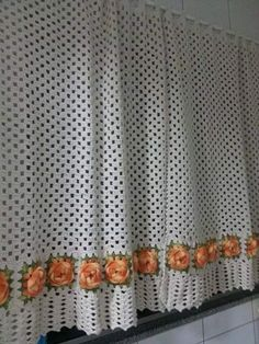 Best Crochet Decoracion Home Curtain Patterns Ideas Crochet Mat, Crochet Cushions, Crochet Home, Filet Crochet, Crochet Doilies, Crochet Headband Pattern, Crotchet Patterns, Crochet Curtains, Crochet Christmas Ornaments