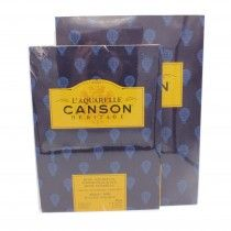 Canson L Aquarelle Heritage Watercolour Paper Pad Cold Press