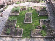 Furighedda gardening: Un anno al giardino medievale di Torino (3^ parte) - Il Giardino dei Semplici