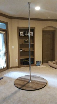Latest Totally Free Atlanta Custom Poles - a stripper pole for the new house! :-) Style Mind experts have looked at dancers in the top and found: they prepare important skills and lower t Dance Bedroom, Neon Bedroom, Dance Rooms, Room Ideas Bedroom, Bedroom Decor, Apartment Checklist, Apartment Goals, Home Yoga Room, Pole House