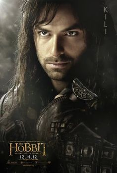 I introduce you to Kili,   The Dwarf supermodel  Winner of Erebor Next top Model   and our beauty of Moria