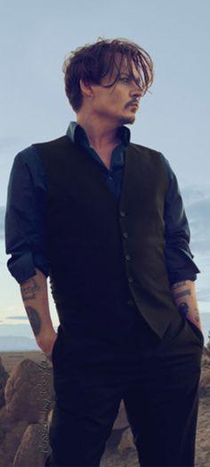 Regilla ⚜ Una Fiorentina in California Johnny Depp for Dior Sauvage Sept 2015