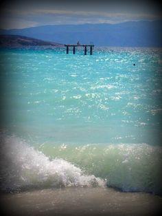 Beautiful Sea View At Baška, Croatia http://www.casademar.com