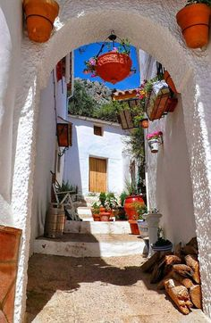 Benaoján - Andalusia, Spain