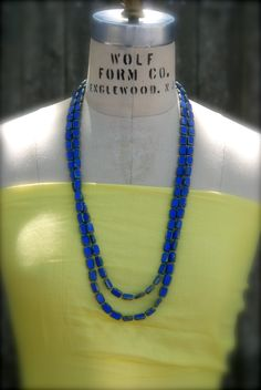 gorgeous island made necklace