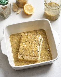 Recipe: Easy Garlic & Herb Marinade for Tofu, Chicken, or Pork — Recipes from The Kitchn