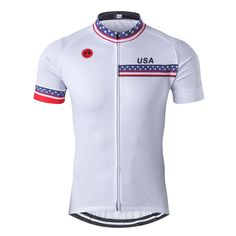 Weimostar Men Cycling Jersey 2018 Pro Team USA Racing Sport Cycling Clothing  Summer Breathable MTB Bike c64092646