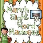 This product includes 300 sight (high-frequency) words for third graders.  Each word is written on individual card and is based on a basketball the...