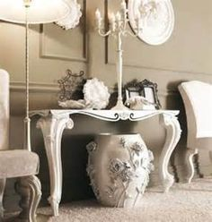 Antique White Sofa Table Design Decorating - The Best Image Search