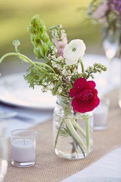 simple elegant summery bouquet!