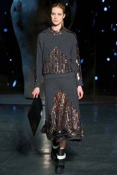 Kenzo Fall 2014 Ready-to-Wear Collection Slideshow on Style.com