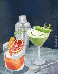 Book cover illustration for Healthy Hedonist Ohn Mar Win