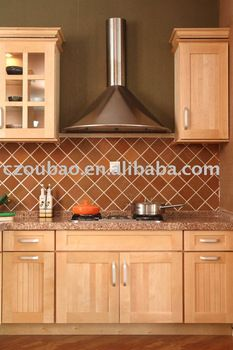 Maple Shaker Kitchen Cabinets natural maple cabinets shaker style - exactly what i want for the