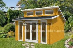 Ampliar fotos Castor garden - casas de madera - porches y pérgolas a medida !!!