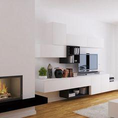 Bucatarie simpla, cu rafinament - Proiecte | ArtDecor House New Age, Modern Minimalist, Art Decor, Home Decor, Elegant, Live, House, Kitchens, Houses
