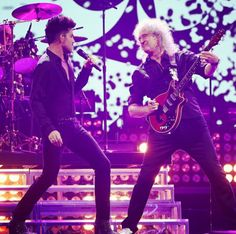We knew it, you knew it and now it seems the world knows it too. Queen and Adam Lambert are an epic, epic rock band! The supergroup was formed recently, wh