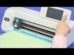 Introducing the New Stencil Sheet from Brother ScanNCut USA - YouTube
