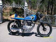 Cafe Racer Built Not Bought Youngstown Ohio
