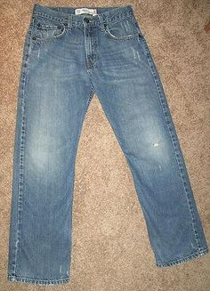 Levi's Brand name Jeans for Pre-teen Girls Size 16 about 12 to 13 years old