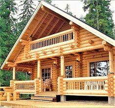 Das Bild kann enthalten: Zuhause, Himmel, Baum und Raum L'immagine può contenere: casa, cielo, albero e spazio . Log Cabin Living, Small Log Cabin, Tiny House Cabin, Log Cabin Homes, Log Cabins, Log Cabin Floor Plans, Cabin Plans, How To Build A Log Cabin, A Frame Cabin