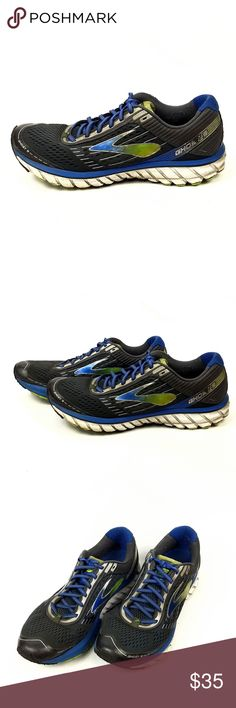 a594413825d Brooks Ghost 9 Running Shoes Mens Size 11.5 Brooks Ghost 9 Running Shoes  Color  Anthracite