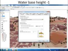 How to make 3D model using ArcGIS