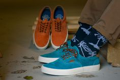 #Vans California Era 59 Pig Suede #sneakers