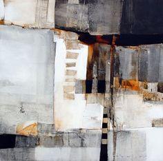 Peter Pharoah - The Fifth Element - Oil on aluminium