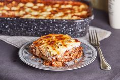 Görög kaja kis csavarral: vega muszaka | Street Kitchen Lasagna, Steak, Ethnic Recipes, Food, Eten, Steaks, Meals, Lasagne, Beef