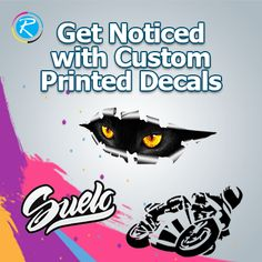 Looking for custom decals printing that can help you in branding as well as in product message delivering, because we all know about the function custom decals do in printing market, decals come with high range of promotional opportunities that be your market signature
