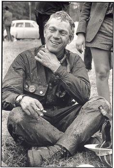 love Steve McQueen!